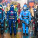 Muñecos de G.I. Joe vintage