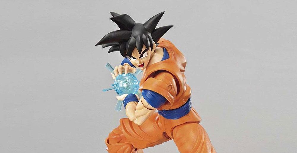 Muñecos de Goku, Dragon Ball