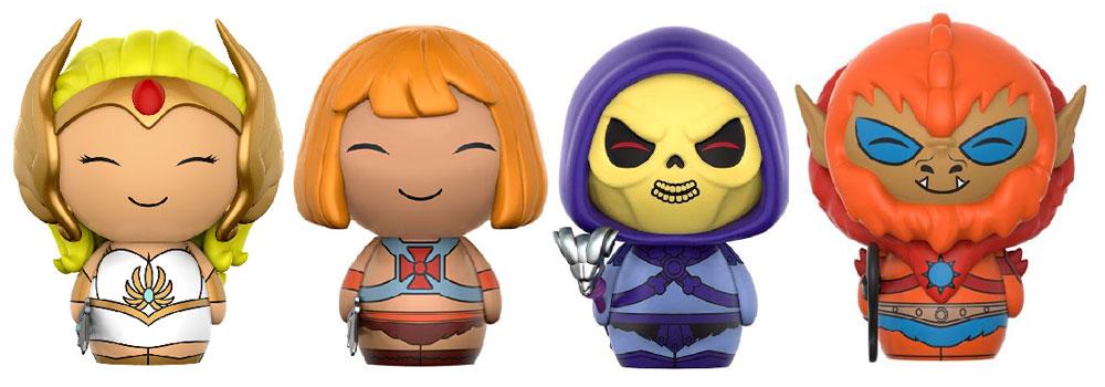 Figuras de He-Man Dorbz de Funko