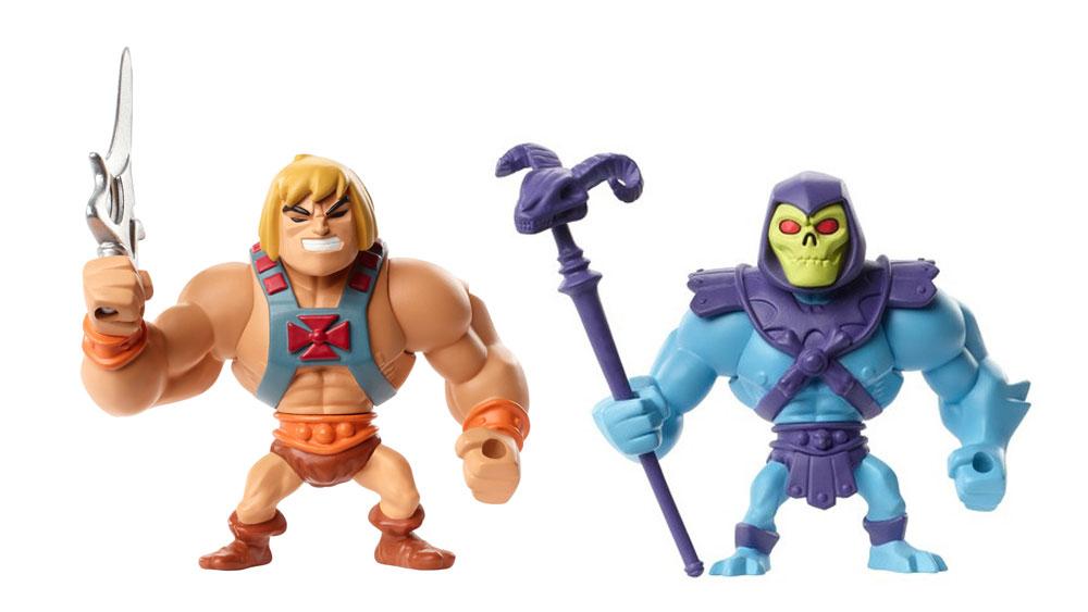 Muñecos de He-man Minis