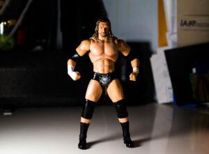 Muñecos de la WWE