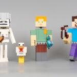 Muñecos de Minecraft BigFig de LEGO