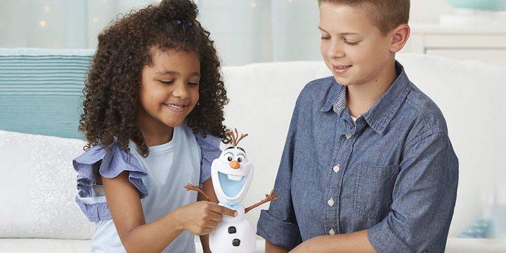 Muñecos de Olaf, el muñeco de nieve de Frozen