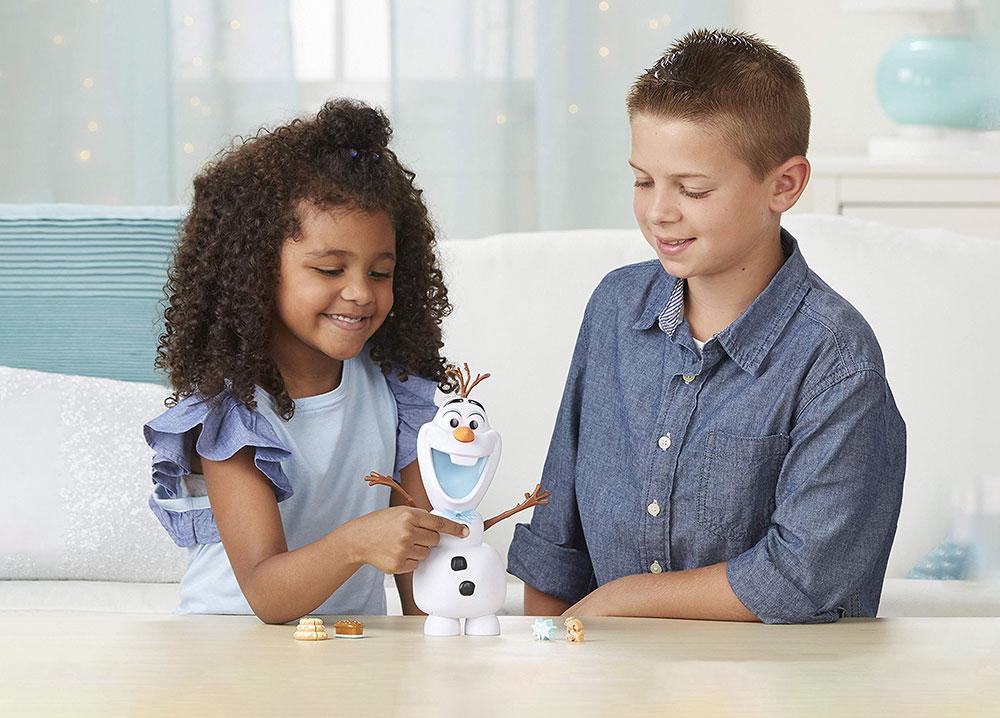 Muñecos de nieve Olaf Frozen