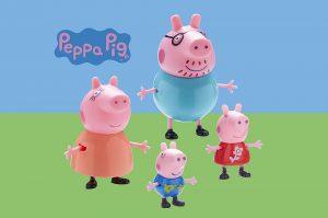 Muñecos de Peppa Pig