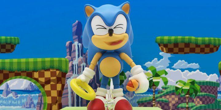Muñecos de Sonic