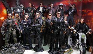 Muñecos de Terminator