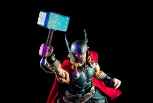 Muñecos de Thor