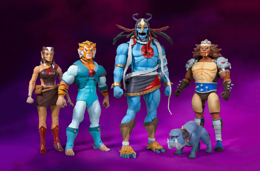 Muñecos Thundercats Ultimates