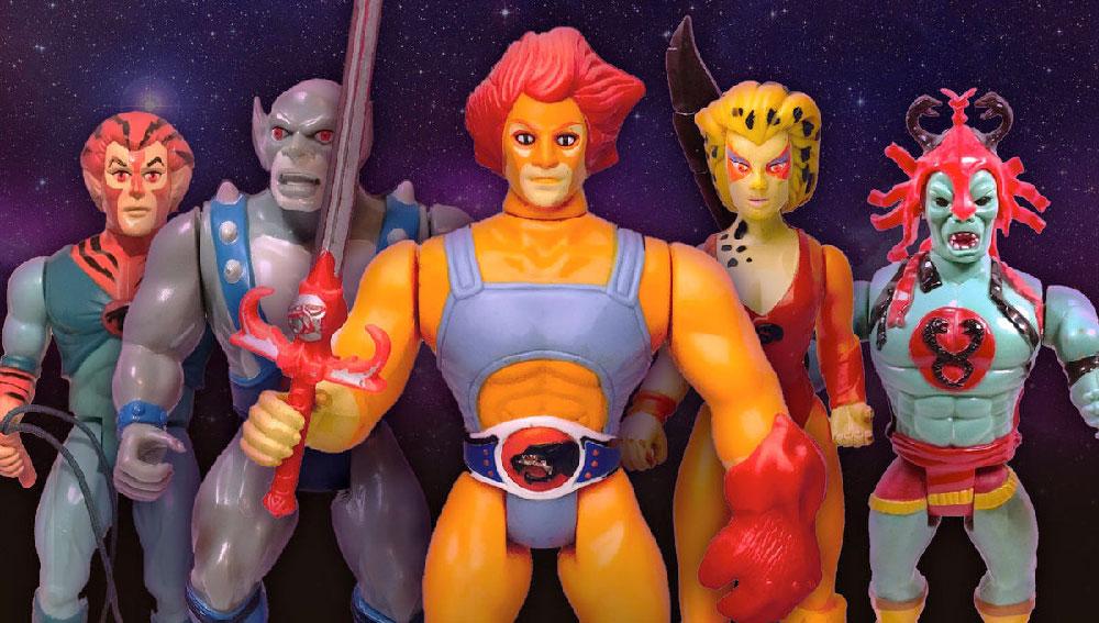 Muñecos de Thundercats