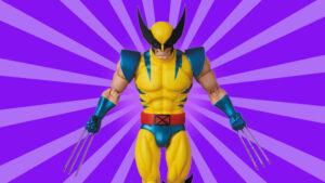Muñecos de Wolverine