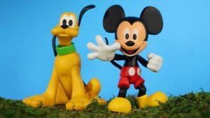 Muñecos Disney Toybox
