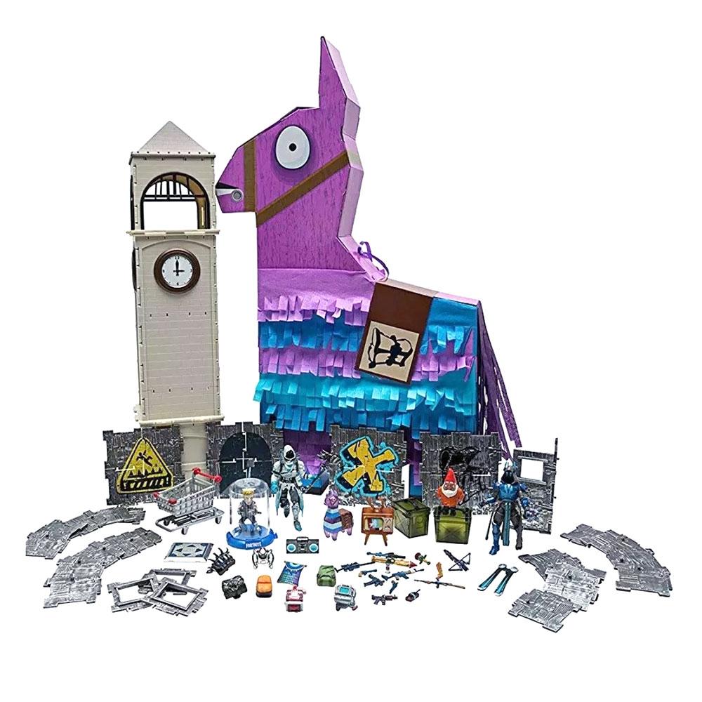 Muñecos Fortnite Ice King Frozen Raven Piñata
