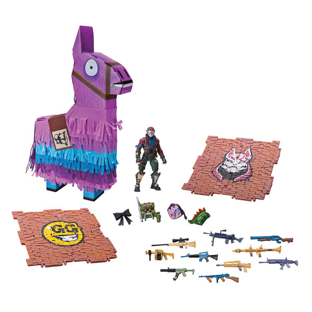 Muñeco Fortnite Rust Lord Piñata