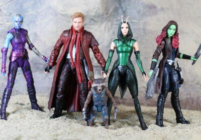 Guardians of the Galaxy de Marvel Legends