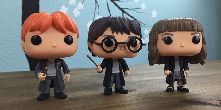 Muñecos de Harry Potter Funko Pop