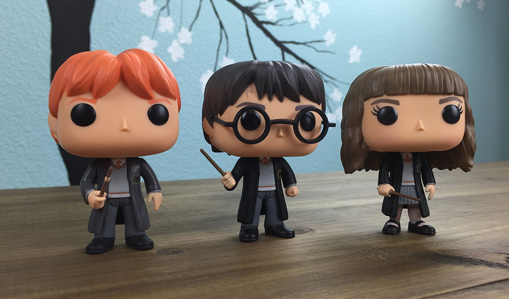 Muñecos Harry Potter Funko Pop