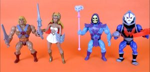 Muñecos de He-Man MOTU Super7 The Vintage Collection