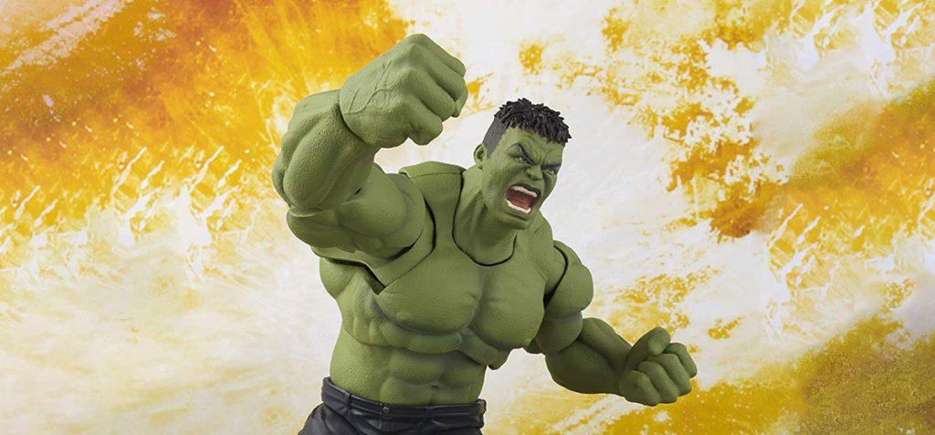 Muñecos de Hulk