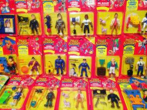 Muñecos Locademia de Policía