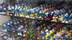 Muñecos de Los Pitufos Schleich