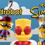 Muñecos Simpsons de Kidrobot