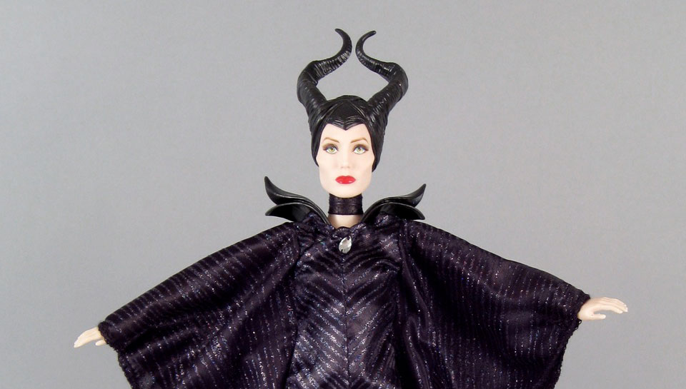 Muñecos de Maleficent