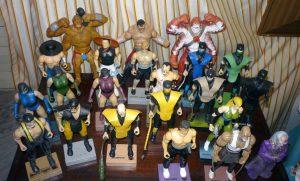 Muñecos de Mortal Kombat Top Kids
