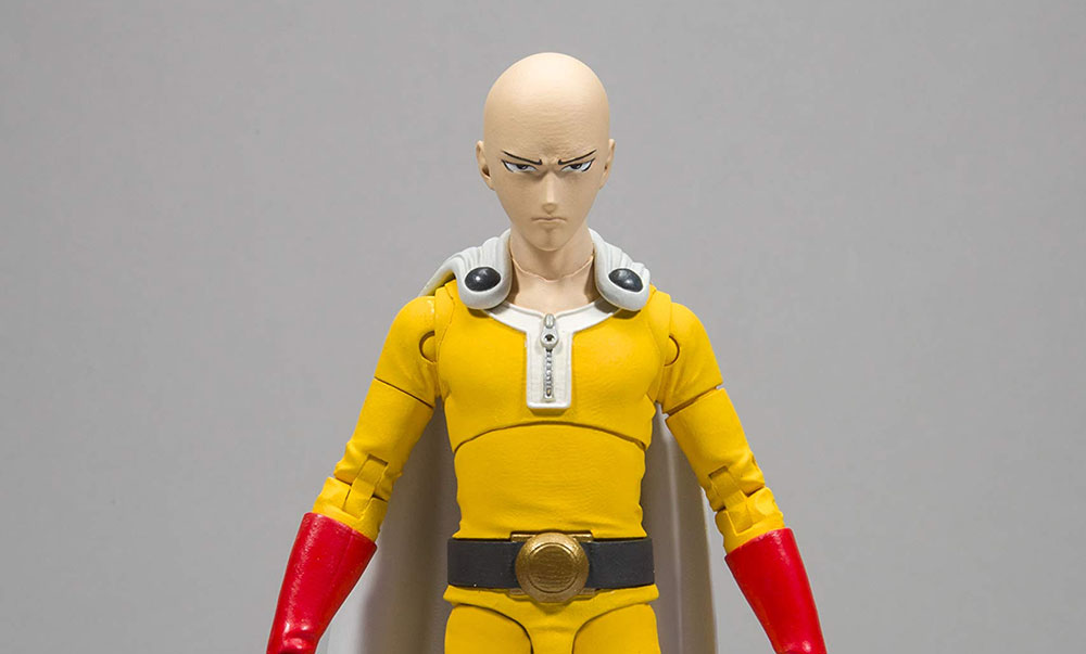 Muñecos de One Punch Man
