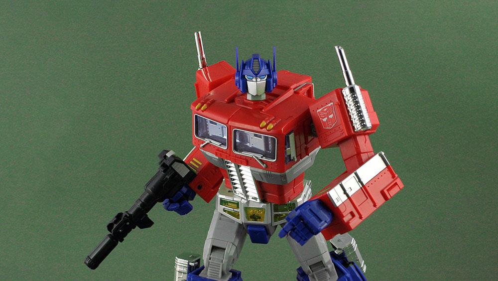 Muñecos de Optimus Prime