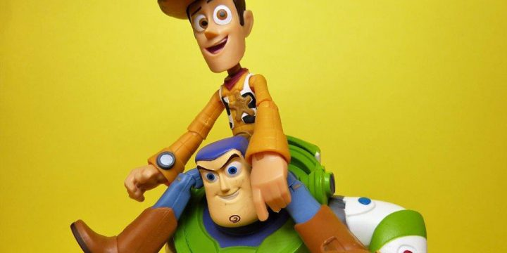 Muñecos Pixar de Toybox