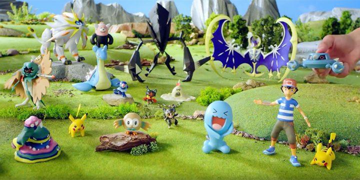 Muñecos de Pokémon