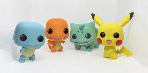 Muñecos Pokémon de Funko Pop