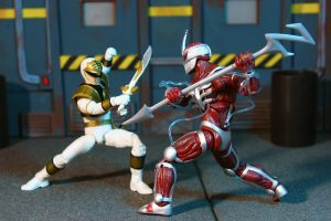 Muñecos Power Rangers Lightning Collection
