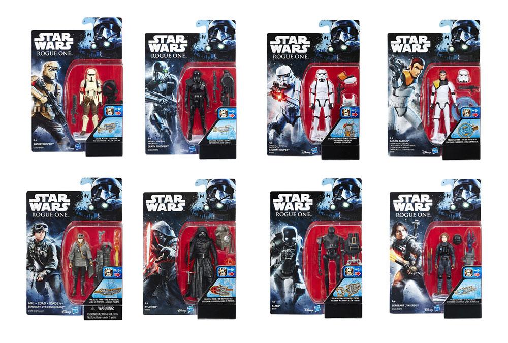 Muñecos de Star Wars Rogue One