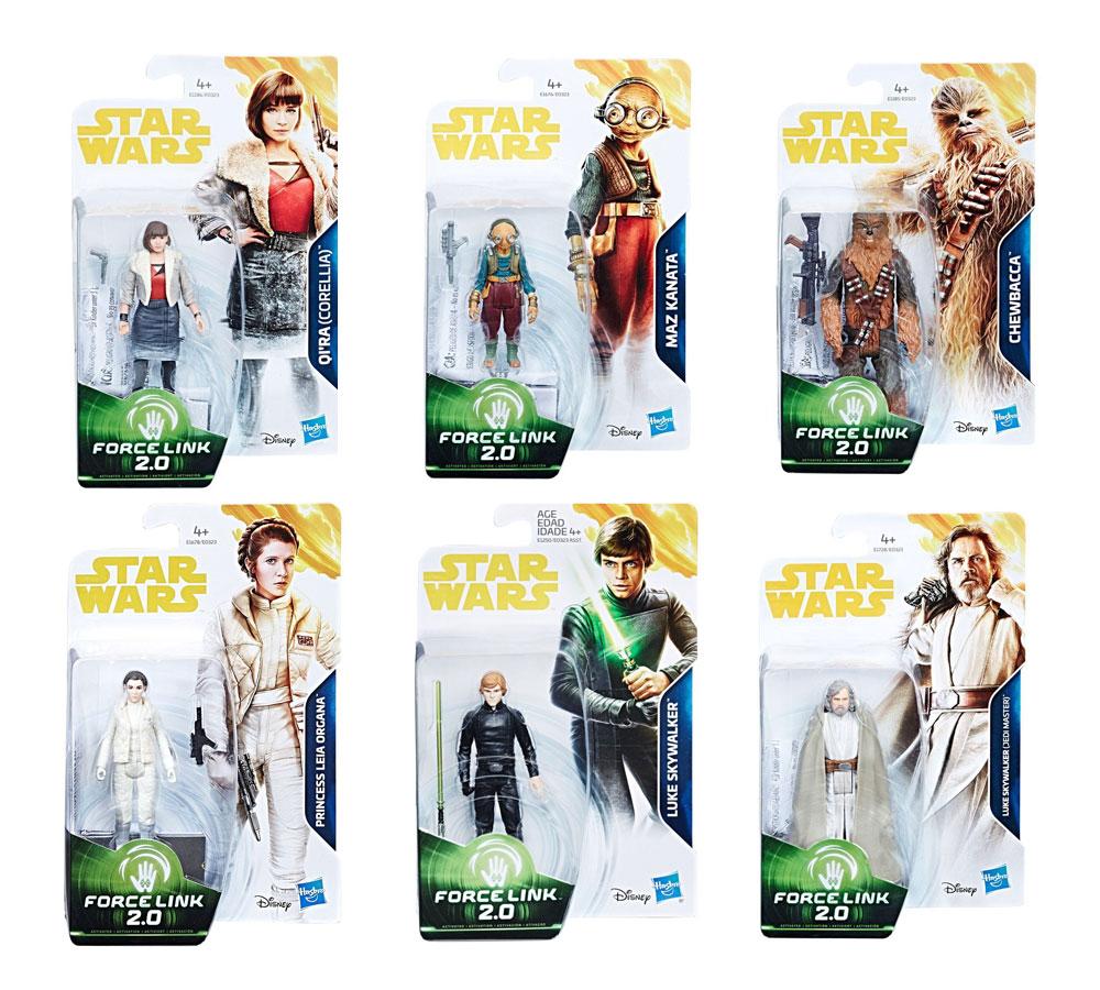 Muñecos de Star Wars Solo: A Star Wars Story
