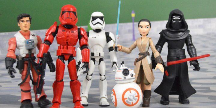Muñecos de Star Wars Toybox