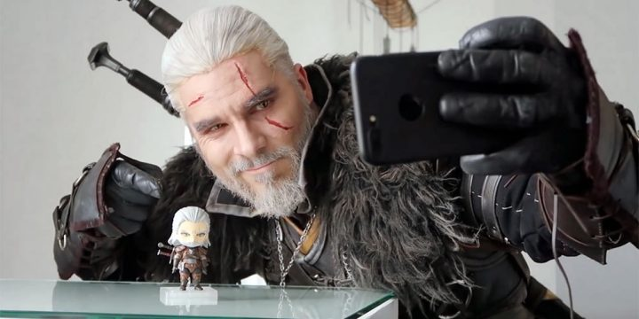 Muñecos de The Witcher