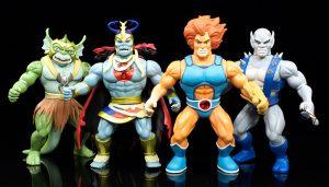 Muñecos de Thundercats Savage World