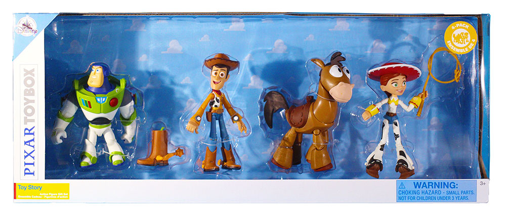 Set de muñecos de Toy Story Disney Toybox