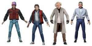 Muñecos de Volver al Futuro