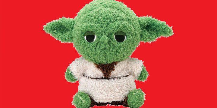 ¿Dónde están los muñecos de Yoda bebé?