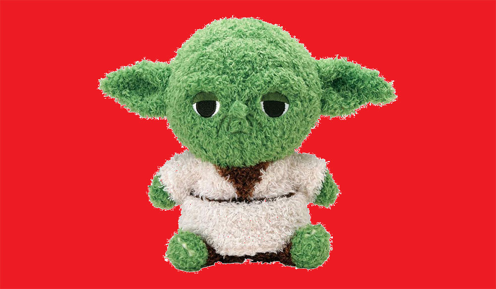 Muñecos de Yoda bebé