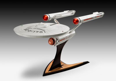 Naves USS Enterprise de Star Trek