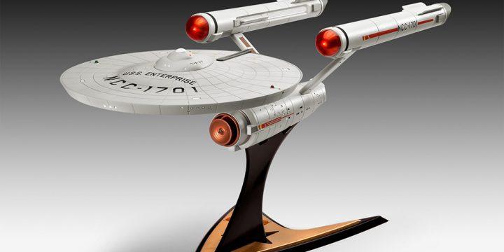 Naves USS Enterprise de Star Trek