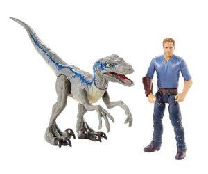 Muñeco de Owen Jurassic World