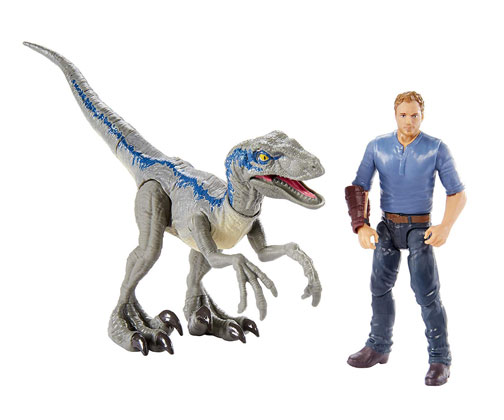 Muñeco de Owen Jurassic World