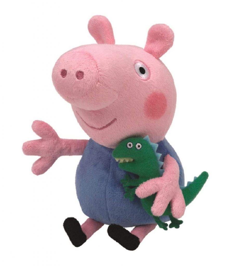 Peluche de George Peppa Pig