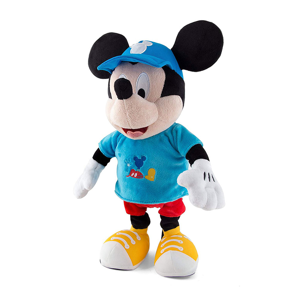 Muñeco de Mickey Mouse interactivo