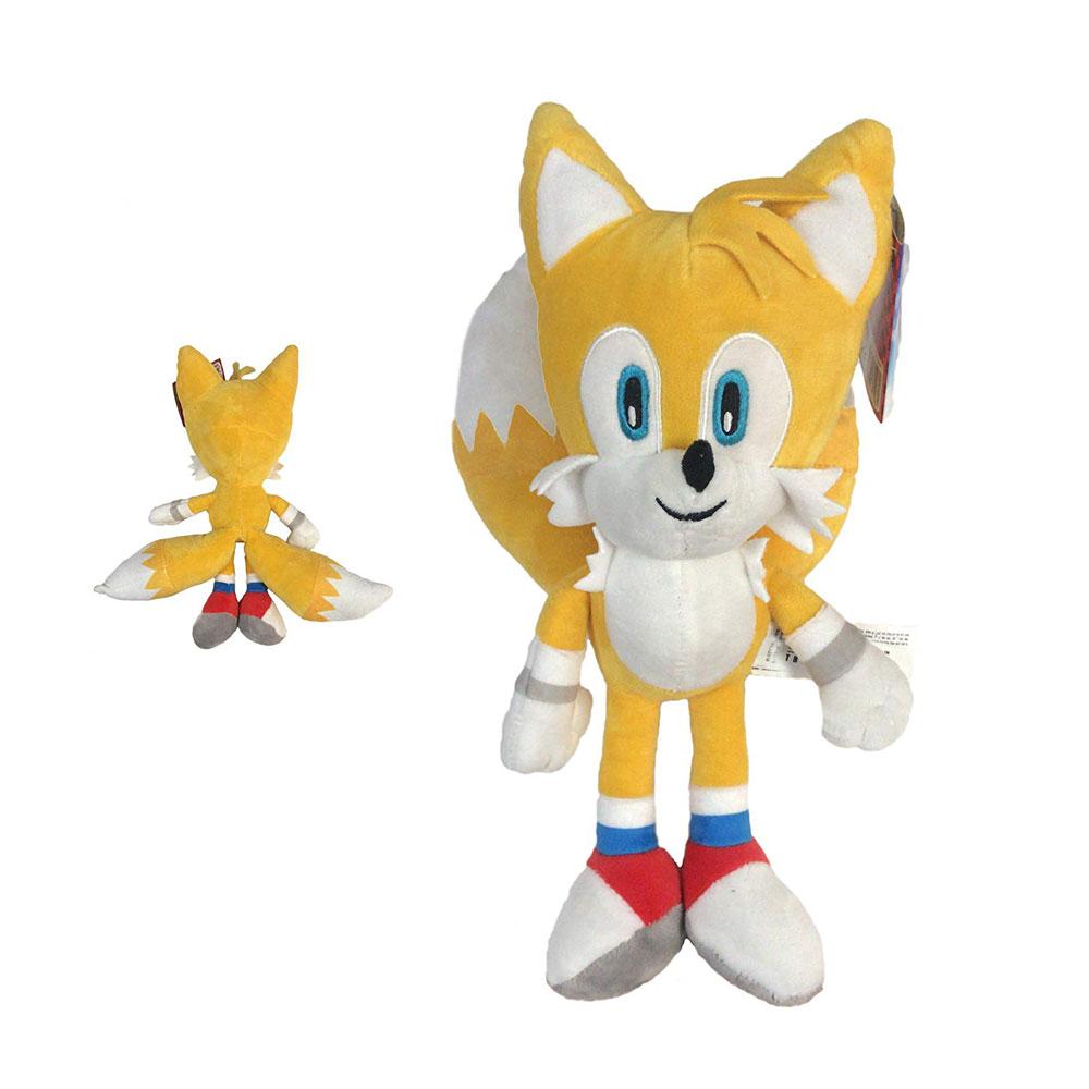 """Peluche de Sonic Miles """"Tails"""""""